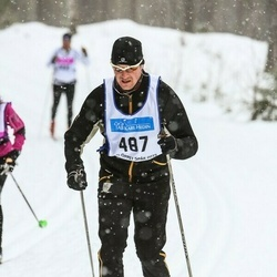 Skiing 90 km - Daniel Wahlberg (487)