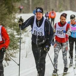 Suusatamine 90 km - Anders Formo (3555)