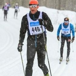 Skiing 90 km - Rikard Linder (4461)