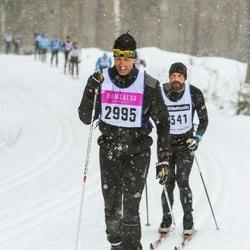 Skiing 90 km - Martin Jansson (2995)