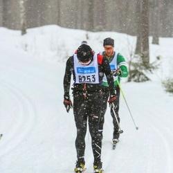 Skiing 90 km - Andreas Karberg (8253)
