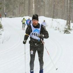 Skiing 90 km - Adam Fjaestad (8448)