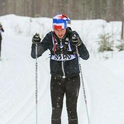 Skiing 90 km - Eddie Davidsson (9280)