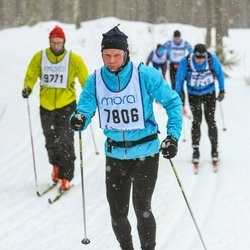 Skiing 90 km - Christer Rydén (7806)