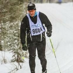 Skiing 90 km - Thomas Norlander (9604)