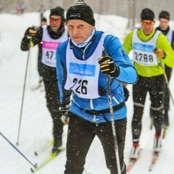 Skiing 90 km - Anders Engstrand (226)