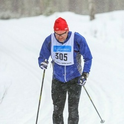 Skiing 90 km - Anders Juhlin (305)