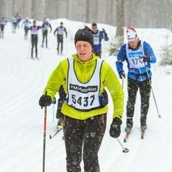 Skiing 90 km - Karin Engström (5437)