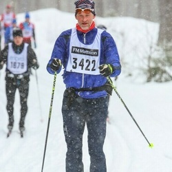 Skiing 90 km - Jan-Erik Lundqvist (3422)