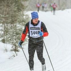 Skiing 90 km - Ulrika Törnberg (5440)