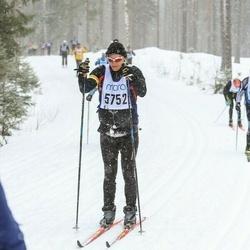 Skiing 90 km - Carl Olsson (5752)