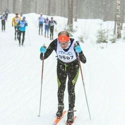 Skiing 90 km - Gergely Somogyi (9507)