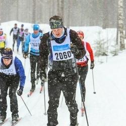 Skiing 90 km - Ola Willstrand (2060)