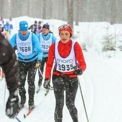 Skiing 90 km - Agnes Bratt (9935)