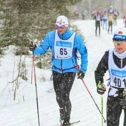 Skiing 90 km - Daniel Finnson (65)
