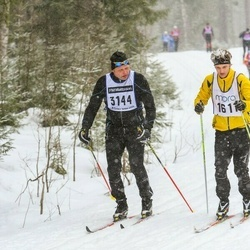 Skiing 90 km - Karl-Peter Axell (3144)