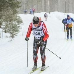 Skiing 90 km - Åke Olsson (5367)
