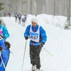 Skiing 90 km - Emil Bejerstrand (6267)