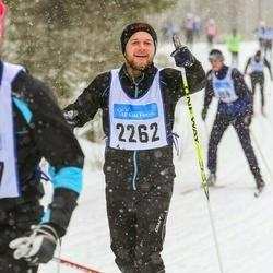 Skiing 90 km - Peter Hidendahl (2262)