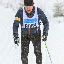 Skiing 90 km - Jan Andersson (8064)