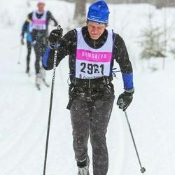 Skiing 90 km - Thomas Jansson (2961)