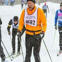Skiing 90 km - Jussi Schween (9582)