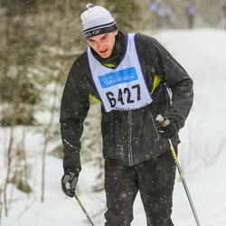 Skiing 90 km - Anders Andersson (6427)