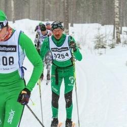 Skiing 90 km - Anders Almlöf (5254)