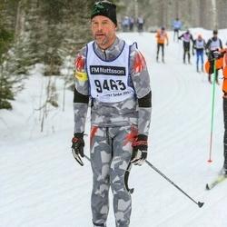 Skiing 90 km - Anders Berg (9463)