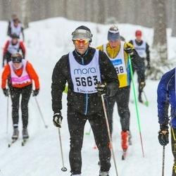 Skiing 90 km - Henrik Söderström (5663)