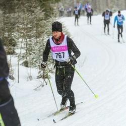 Skiing 90 km - Niklas Björkman (767)