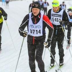 Skiing 90 km - Bjarne Sjödin (9714)