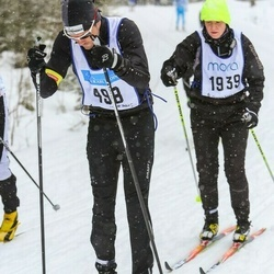 Skiing 90 km - Thorbjörn Johansson (498)