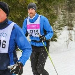 Skiing 90 km - Magnus Dahlström (4713)