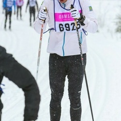 Skiing 90 km - Viktor Andermo (6925)
