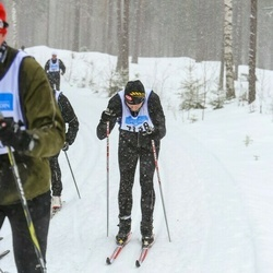 Skiing 90 km - Andreas Alexandersson (4138)