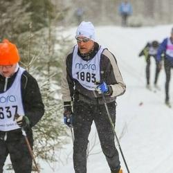 Skiing 90 km - Henrik Gustafsson (1883)
