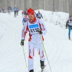 Skiing 90 km - Christer Axelsson (6123)