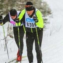 Skiing 90 km - Christer Castman (6395)