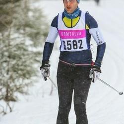 Skiing 90 km - Anders Ågren (6582)