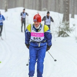 Skiing 90 km - Anders Nordeman (855)