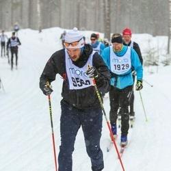 Skiing 90 km - Dennis Ehrstedt (9580)