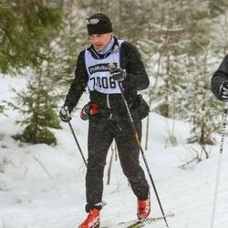 Skiing 90 km - Ari Myllylä (7008)