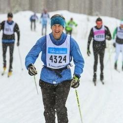 Skiing 90 km - Anders Berggren (4324)