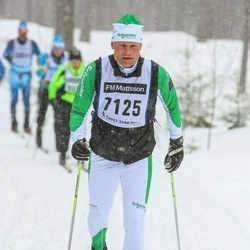 Skiing 90 km - Christer Ljung (7125)