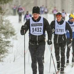 Skiing 90 km - David Johansson (3432)