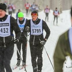 Skiing 90 km - Christer Carlen (5795)