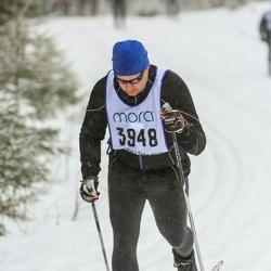 Skiing 90 km - Anders Alexandersson (3948)