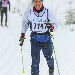 Skiing 90 km - Olle Mellbourn (7747)