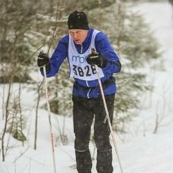 Skiing 90 km - Lennart Abrahamsson (3828)